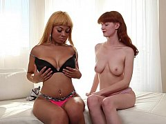 Interracial illicit affair