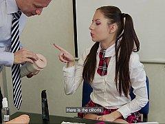 Bad girl, good student