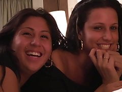 PUTA LOCURA Two Spanish NOT sisters fucked by Torbe